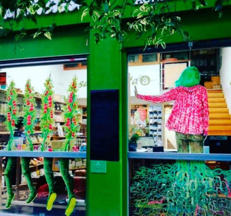 Frente tienda